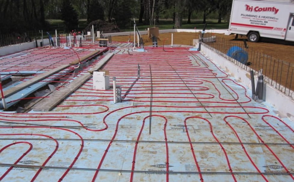 in-floor-heating